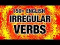 150 English Irregular Verbs With Pronunciation mp3