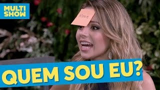 Fernanda Souza + Sandy | Quem Sou Eu? | Vai, Fernandinha | Multishow