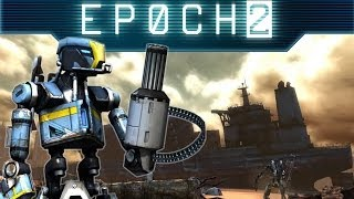 EPOCH.2 - боевой робот на Android ( Review)
