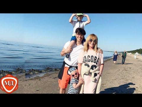 ДЕТИ ПУГАЧЕВОЙ И ГАЛКИНА: Лето 2017- Юрмала! Новые видео и фото   детей Лизы и Гарри!