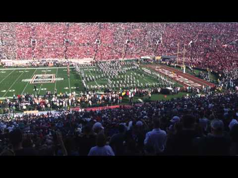 Spartan Marching Band Pre-Game Show
