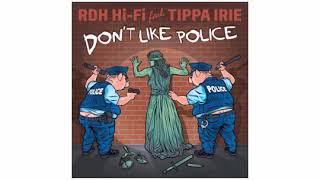 "RDH Hi-Fi / Tippa Irie - Don't Like Police - 12"" - Lions Den"