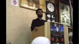 Muslim Youths - What is Taqwa (Fear Of Allah / God Consciousness) - Imam Muhammed Asim Hussain