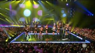 cascada - evacuate the dancefloor live the dome HD