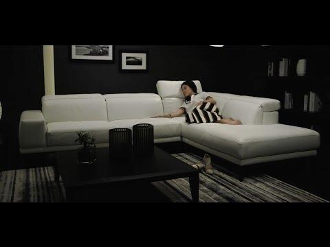 Natuzzi sofas - BORGHESE Natuzzi Italia sofa - YouTube