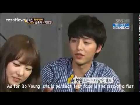 song joong ki park bo young