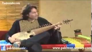 Zama Pa Sar De Khawry Wawri Pashto song