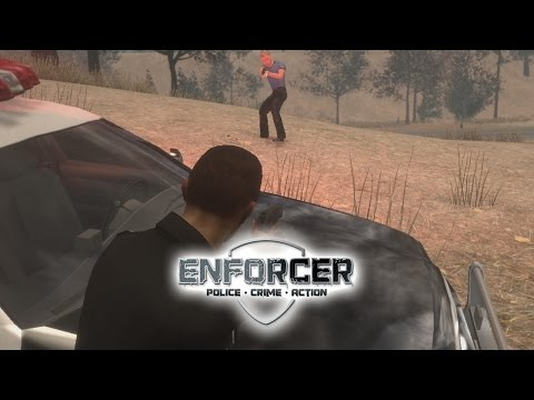 Enforcer: Police Crime Action - Day 6 - Shootout |