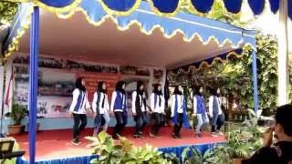 laskar pelangi dance