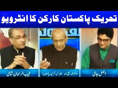 Interview with Pakistan Movement Worker - Nuqta e Nazar - 23 March 2017 - Dunya News