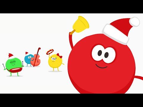 Glockenklang und die besten Kinderlieder zum Mitsingen ❤ Weihnachtslieder zum Mitsingen  ❤ Boingus