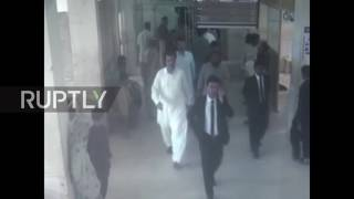 Pakistan: CCTV captures deadly Quetta bomb blast as over 70 reported dead