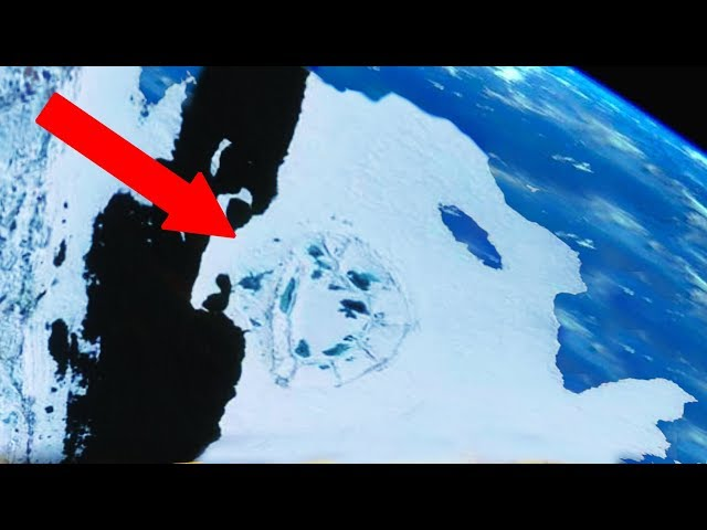 Most MYSTERIOUS Secrets Of Antarctica!
