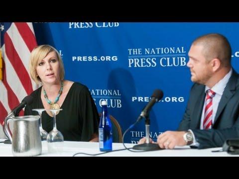 NPC Book & Author Event: Jessica Buchanan and Erik Landemalm