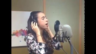 I Can't Make You Love Me  cover by Ines Dominguez del corral