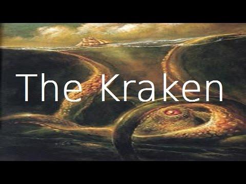 """The Kraken"" by: Lord Tennyson (1830)"