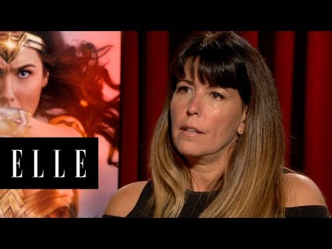 Wonder Woman Director Patty Jenkins...