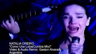 Смотреть клип Natalia Oreiro - Como Una Loba