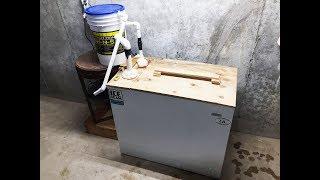 Chest Freezer Bait Tank