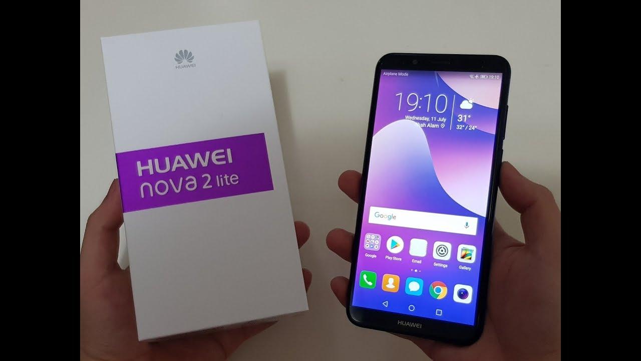 Huawei Nova 2 Lite: Unboxing & Quick Preview