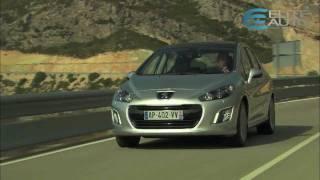 Essai Peugeot 308 1.6L e-HDI 112 FAP Active Phase 2
