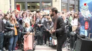 Passenger Live und Unplugged Spitalerstraße Hamburg (Part 3)