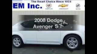 2008 Dodge Avenger SXT - USEM Inc, Austin, Minnesota
