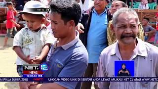 Warga Temanggung Adakan Lomba Merajang Daun Tembakau   NET12