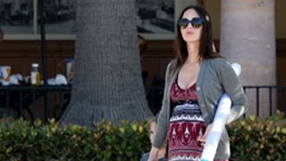 Megan Fox Getting Ready To Welcome Third Child