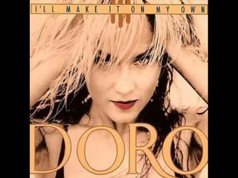 Doro I'll Make It On My Own Beyond The Trees
