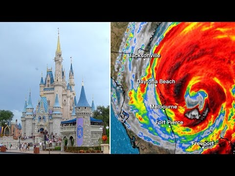 Walt Disney World & Florida In Hurricane Dorian - The Experience