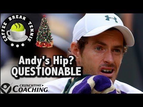Australian Open 2018 Andy Murray May Not Play... | CBT NEWS