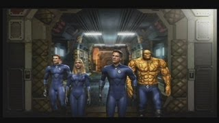 Fantastic 4: Rise of the silver surfer Part 5 Full game Walktrought Gameplay XBOX 360