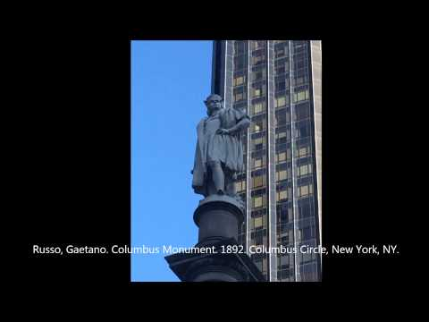 An Italian-American Monument