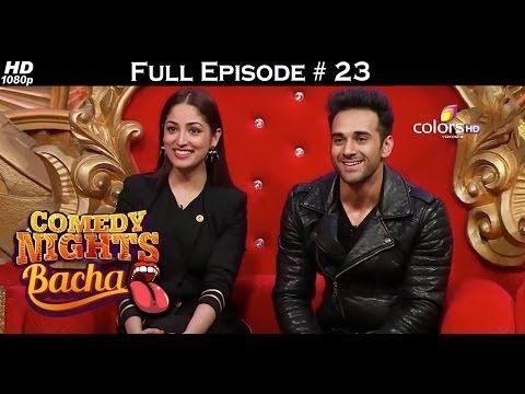 Comedy Nights Bachao - Pulkit Samrat & Yami Gautam - 13th February 2016 - Full Episode (HD)