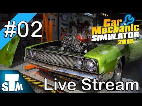 Working in my Dream Garage - Car Mechanic Simulator 18 - #2