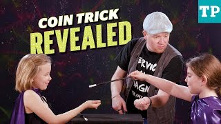 Easy coin magic trick for kids   Magic Tricks for Kids