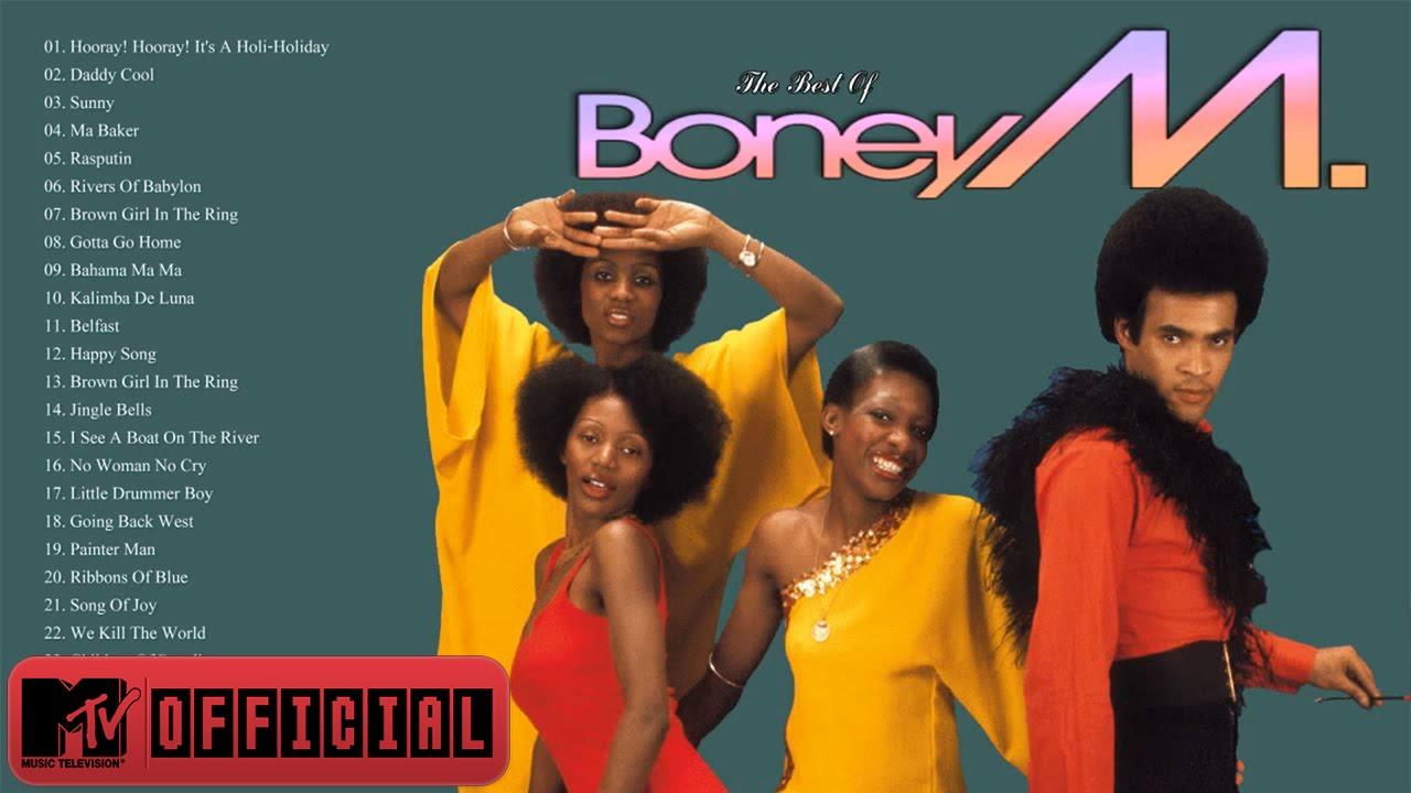 Boney M Greatest Hits Best Songs Youtube