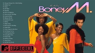 Download lagu Boney M Greatest Hits Best Songs MP3