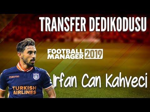 FM 2019 # İrfan Can Kahveci - 2019 Ve 2023 Yılları Profil Analizi
