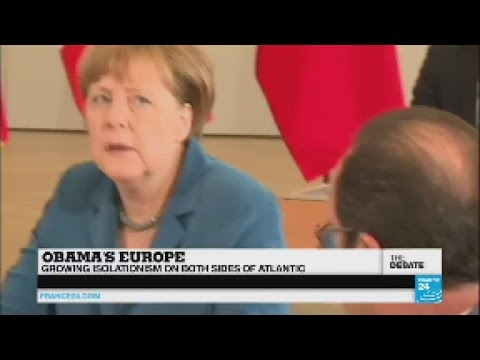 Obama's Europe: Growing isolationism on both sides of the Atlantic (part 1)