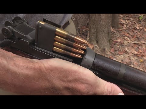 M1 Garand Range 2