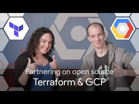 Partnering on open source: Terraform and GCP