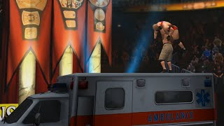 WWE 2K15: Ambulance Match Concept Footage