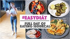 #EasyDiät 🔥 1800 kcal FULL DAY OF EATING 🥗 + REZEPTIDEEN | MrsSuperSophia