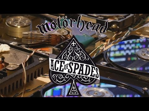 Jimmy the Governor - Motorhead's Ace of Spades Played by Old Computer Components