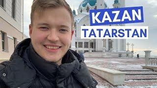 An Englishman in Kazan (Англичанин в Казани)
