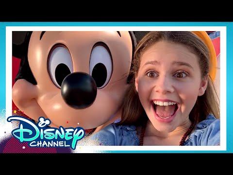 Captain's Challenge with Ruby Rose Turner and Dakota Lotus!|  Disney 365 | Disney Channel