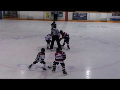 ECI Selects   Ottawa game 1