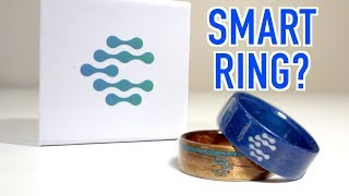 UNBOXING & REVIEW - CNICK SMART WOODEN RING! - The World's First SMART WOODEN RING! -